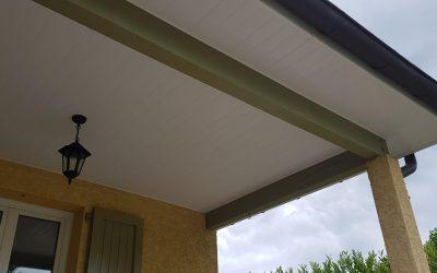 Dessous de toit PVC - Planche de rive Alu - REJ - Montbrison - Plaine du forez